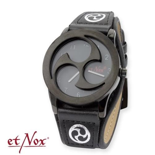 """etNox Uhr """"Triscel Time"""""""