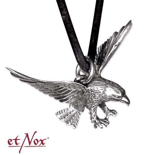 """etNox-Anhänger """"Adler"""" 925 Silber"""