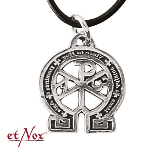 """etNox-Anhänger """"Alpha + Omega"""" 925 Silber"""