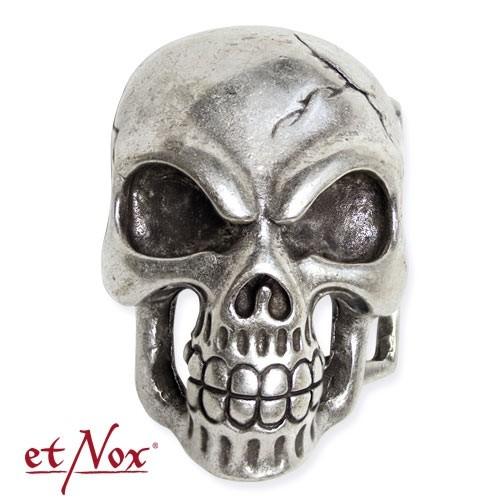 "etNox - Gürtelschnalle ""Skull"""
