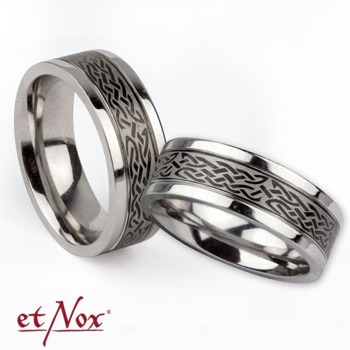 "etNox Ring-Duo ""Love has no end"""