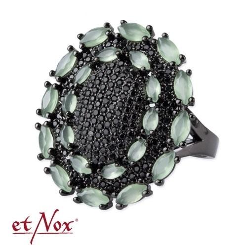 """etNox - Ring """"Margret"""" Messing"""