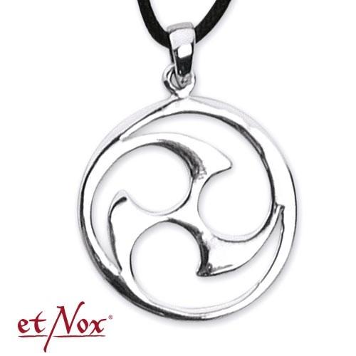"etNox-Anhänger ""Mitsu-Domo"" 925 Silber"