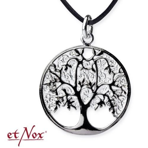"""etNox-Anhänger """"Lebensbaum"""" Bronze"""