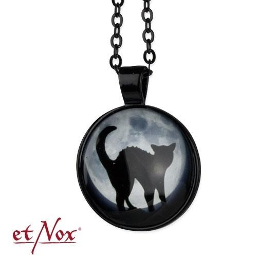 """etNox-Kette mit Anhänger """"Katze"""""""