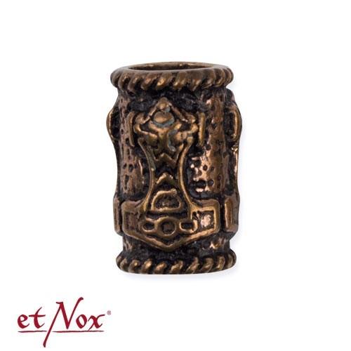 etNox Bart- oder Haarperle, Bronze