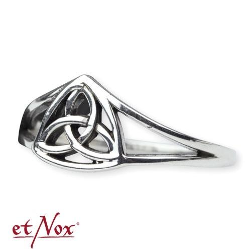 "etNox - Silberring ""Kelitscher Knoten"""