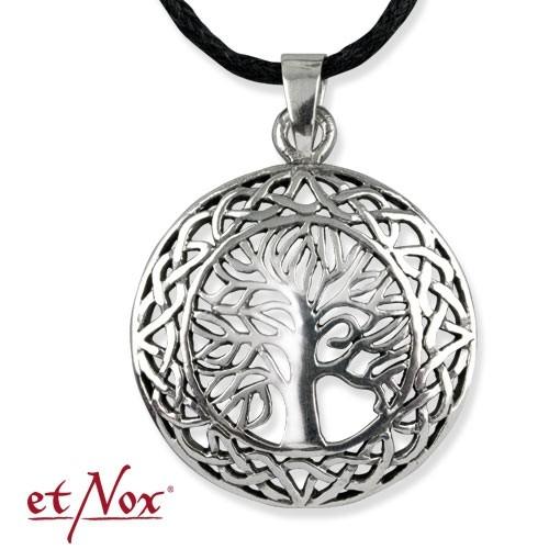 "etNox-Anhänger ""Lebensbaum"" 925 Silber"