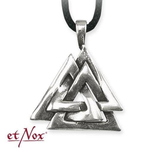 "etNox-Anhänger ""Wotansknoten"" 925 Silber"
