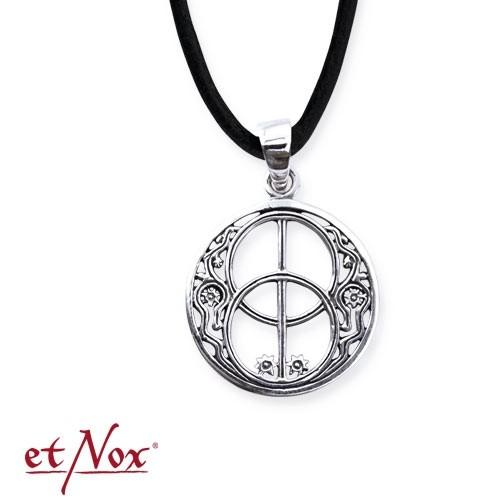 "etNox-Anhänger ""Silver Chalice Well"" 925er Silber"